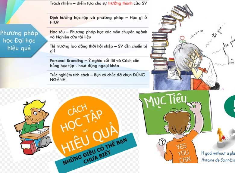 phuong phap hoc pho thong , dai hoc