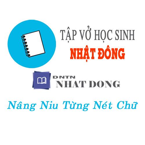 Logo tap vo hoc sinh nhat dong